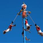 Voladores de Papantla ritual